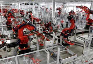 Robots to make robots at ABB's new $150 million factory in China