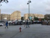 Перед торговым центром в Баку созданы стоянки такси (ФОТО) - Gallery Thumbnail