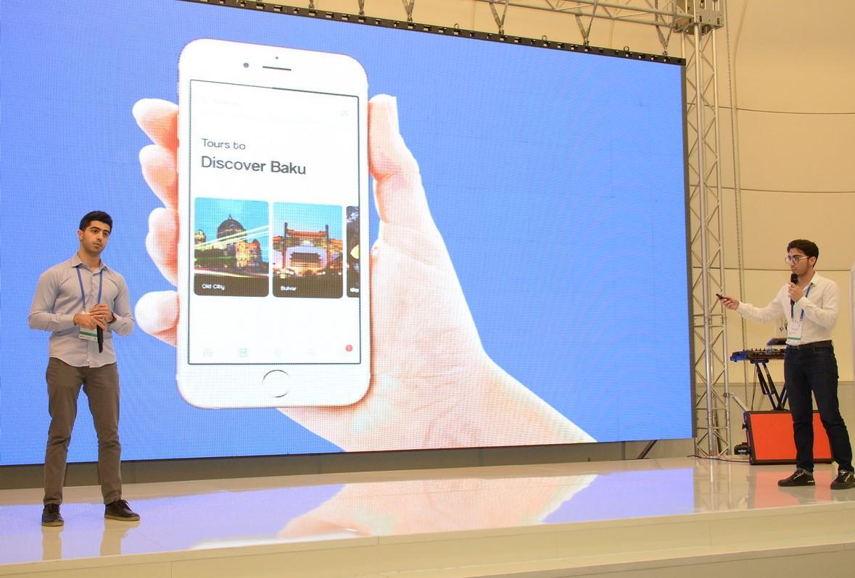Очевидное-невероятное! В Азербайджане представлены инновационные технологии будущего (ФОТО) - Gallery Image