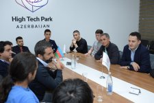 Azerbaijani start-ups to co-op with Dubai's largest acceleration center (PHOTO) - Gallery Thumbnail