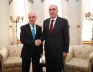 Foreign Ministers of Azerbaijan, Georgia discuss regional issues - Gallery Thumbnail