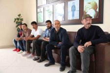 Illegal migrants detained in Azerbaijan (PHOTO) - Gallery Thumbnail