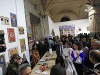 Ukrayna Prezidentinin xanımı Azərbaycan milli mətbəxini yüksək qiymətləndirib (FOTO) - Gallery Thumbnail
