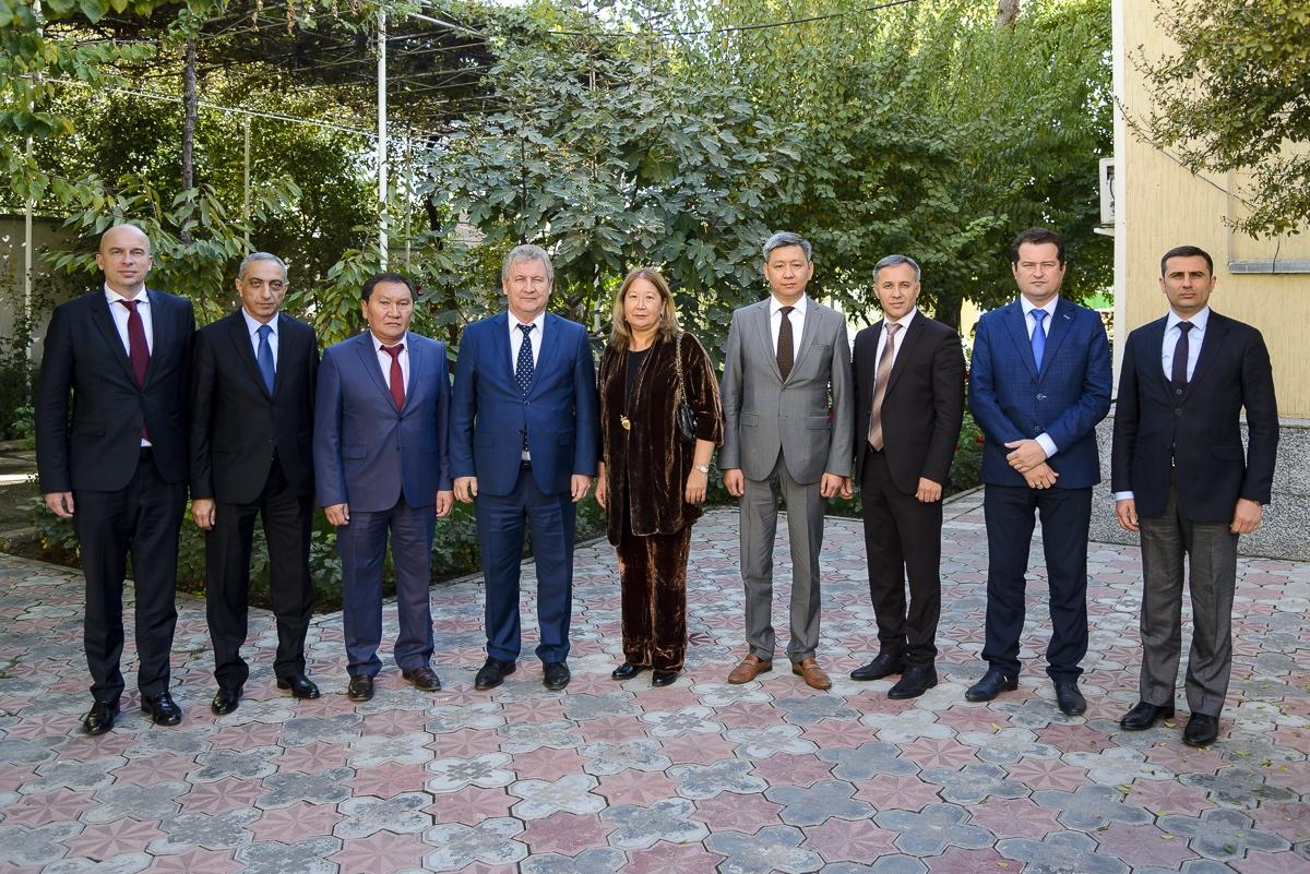 Azerbaijan's rep appointed as vice president of Eurasian Patent Office (PHOTO)