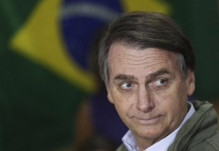 Brazil's president tests positive for COVID-19 for third time