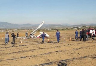 Bodies of pilots killed during aircraft crash found in Turkey