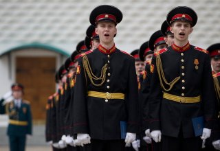 Syrian children to study at Russian cadet schools for free