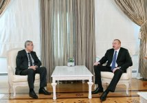 President Ilham Aliyev receives Moroccan minister (PHOTO) - Gallery Thumbnail