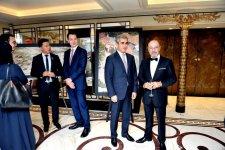 Heydar Aliyev Foundation organizes reception on centenary of Azerbaijan Democratic Republic in London (PHOTO) - Gallery Thumbnail