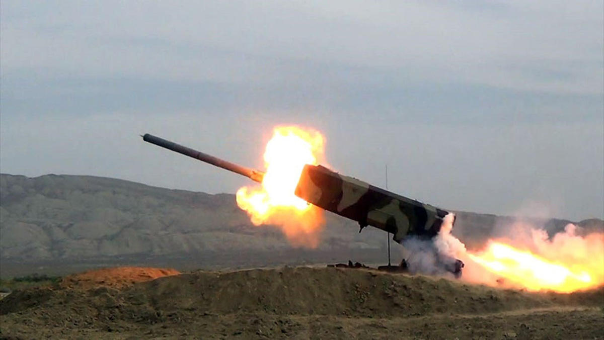 Armenia subjecting Azerbaijani Gubadli district to artillery fire - MoD