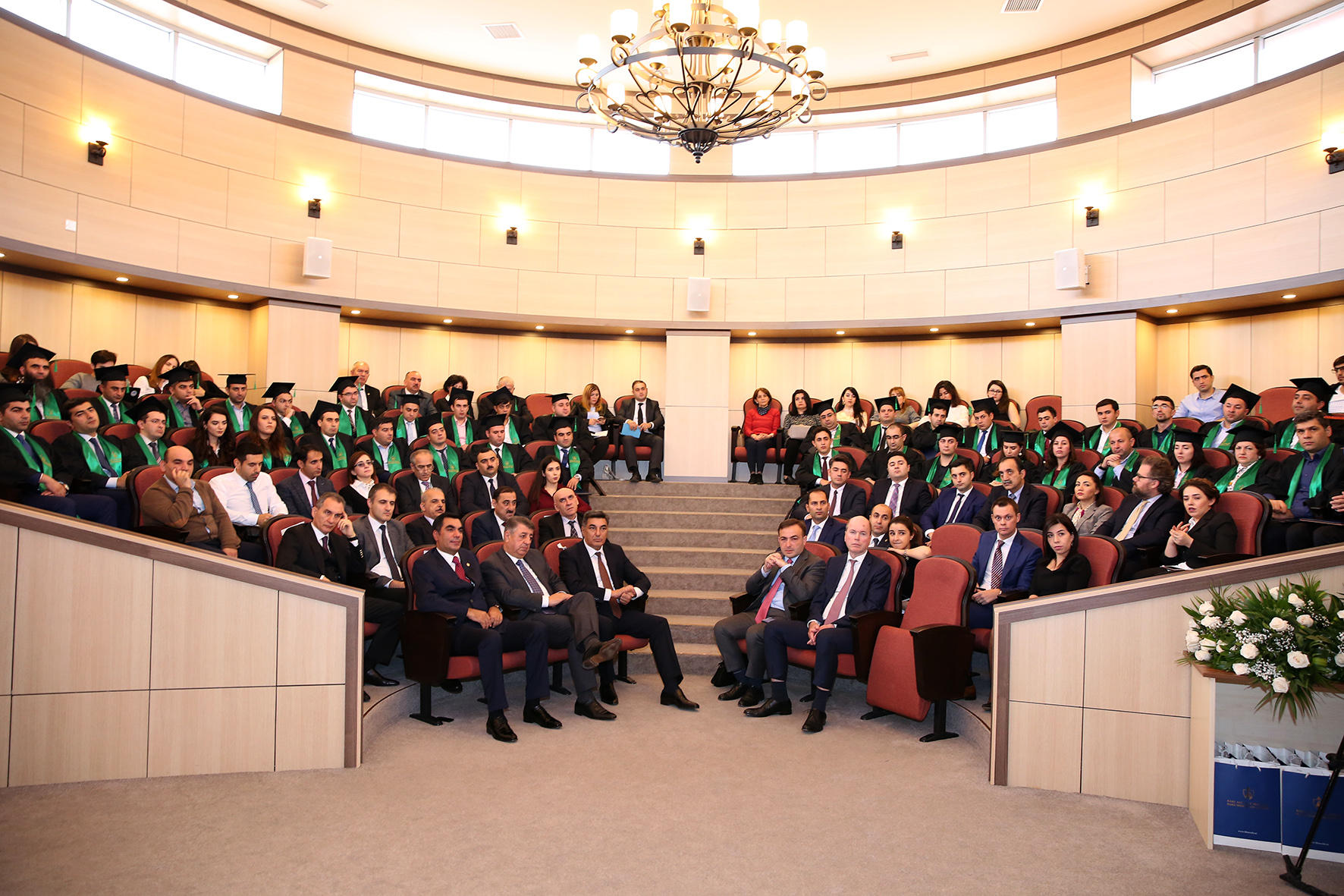 BHOS hosts Graduation Ceremony of School of Project Management (PHOTO) - Gallery Image