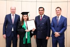 BHOS hosts Graduation Ceremony of School of Project Management (PHOTO) - Gallery Thumbnail
