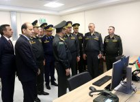 Minister: Use of Azerbaijani satellite by army increases military capabilities (PHOTO/VIDEO) - Gallery Thumbnail