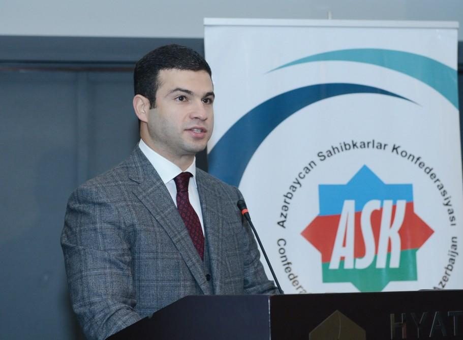 Co-op of Azerbaijan and Black Sea countries in field of SMEs has huge potential