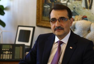 Turkish minister: TANAP - 'Energy Silk Route'