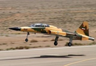 Iran starts producing domestic fighter jet for its air force