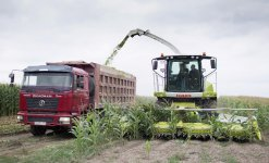 CLAAS to teach Azerbaijani farmers forage conservation technology (PHORO) - Gallery Thumbnail