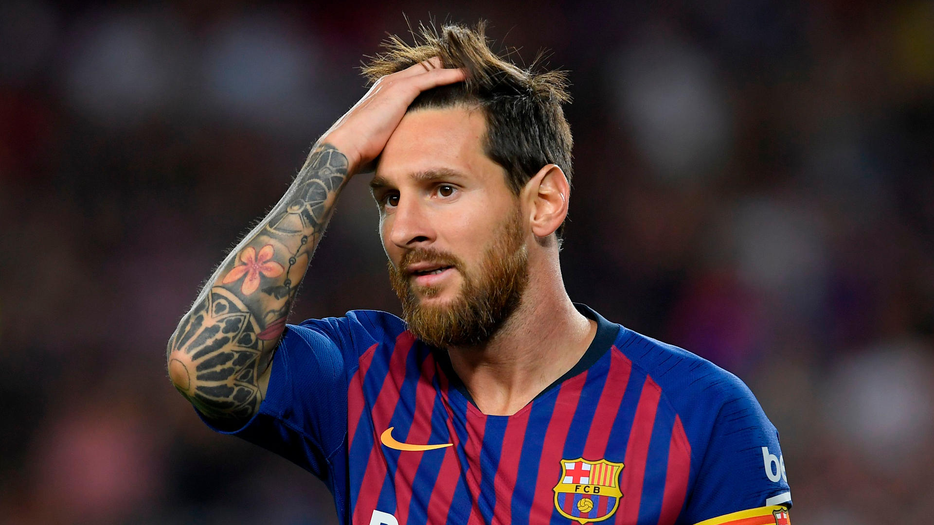 Messi decided to leave Barcelona after talk with new coach Koeman