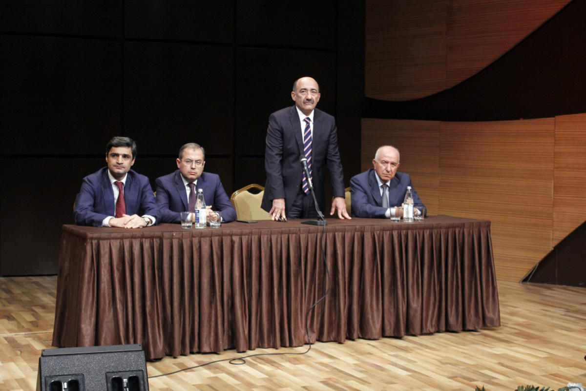 Head of Baku City Main Department of Culture appointed (PHOTO) - Gallery Image