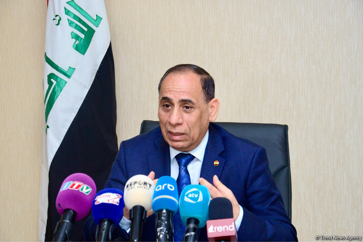 Iraqi Charge d'Affairs in Azerbaijan talks on fraudster in education sector