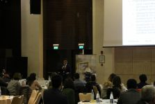 EY Azerbaijan updates clients in Baku on IFRS changes (PHOTO) - Gallery Thumbnail