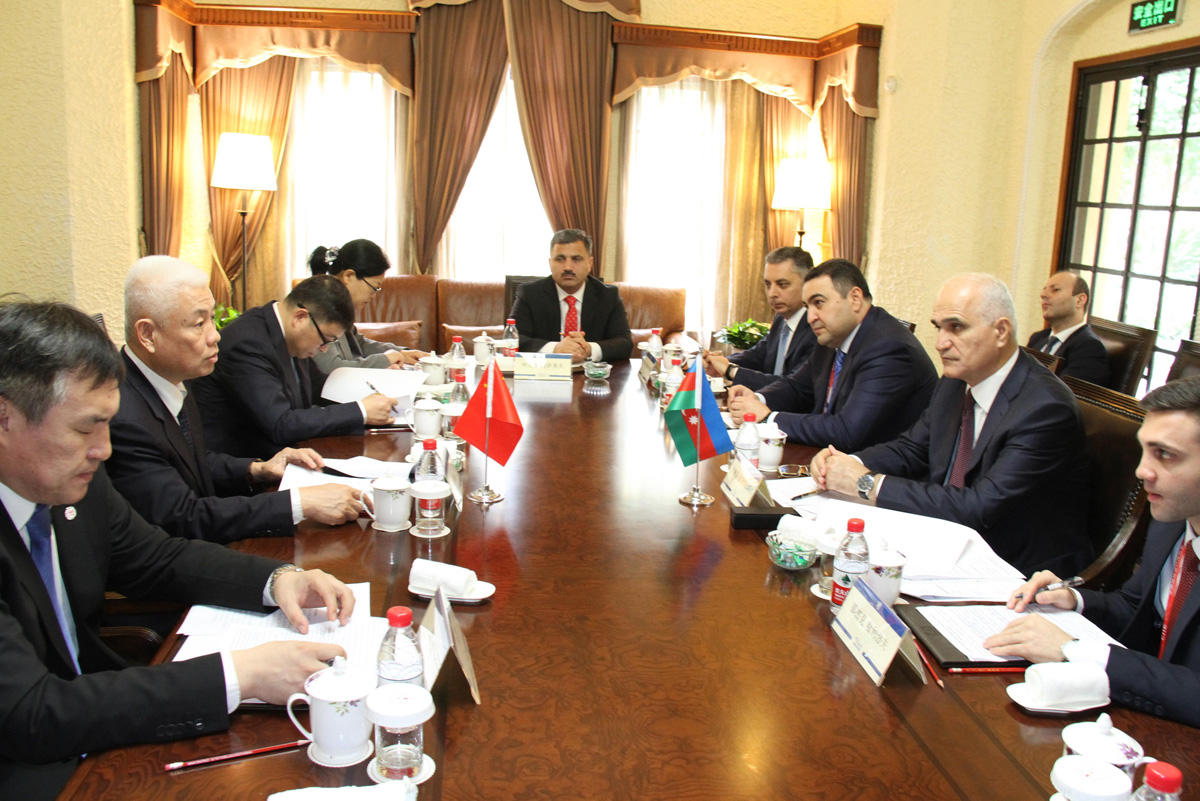 Ukraine offers Azerbaijan to expand co-op in several areas (PHOTO) - Gallery Image