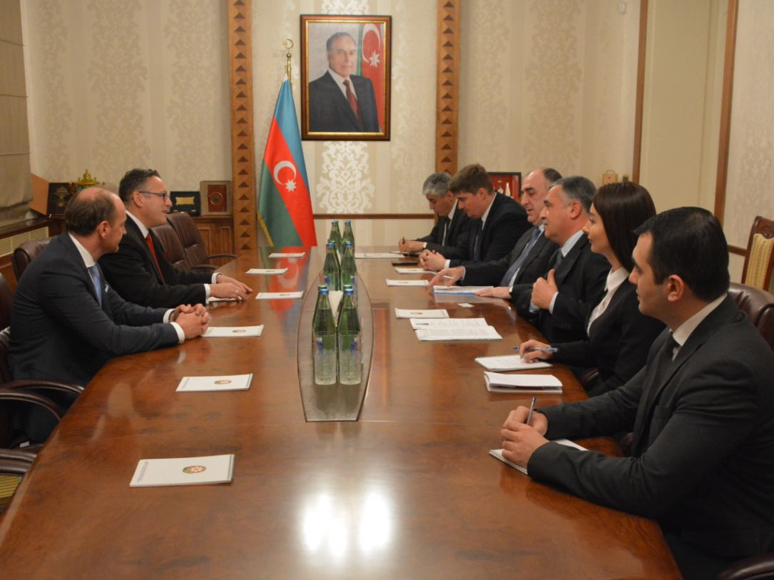 Azerbaijan, Austria highlight necessity of deepening relations in various fields - Gallery Image