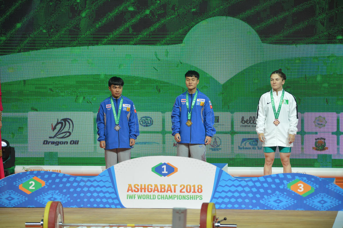 New world records in Ashgabat (PHOTO) - Gallery Image