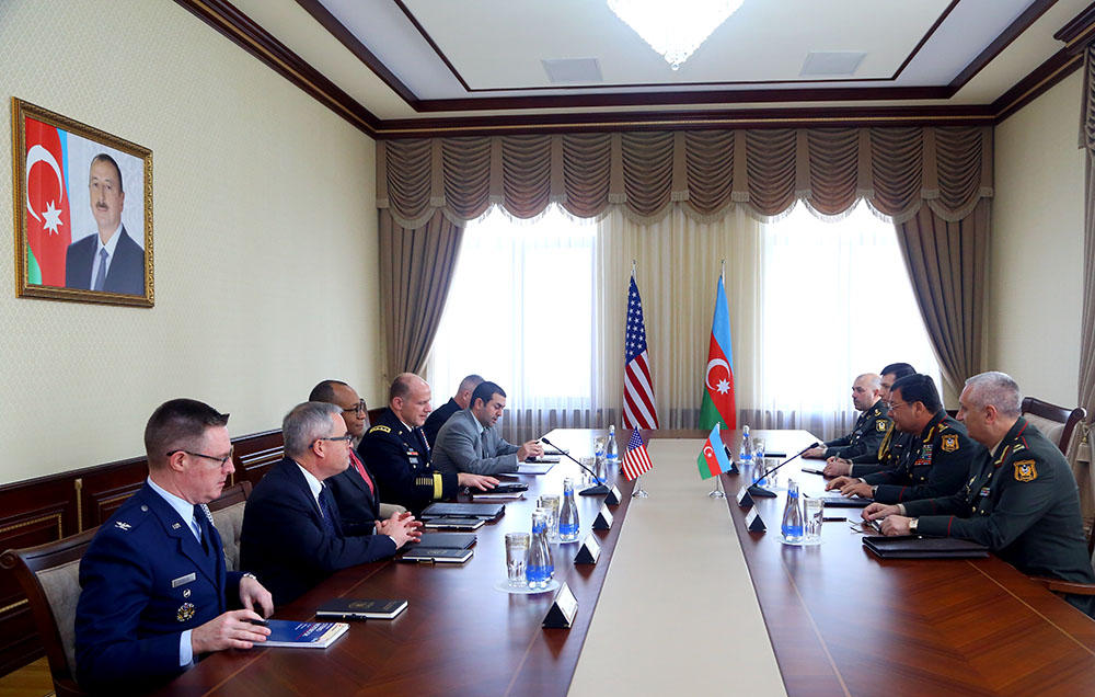 Azerbaijani peacekeepers are distinguished by their excellent service in the mission in Afghanistan - US General (PHOTO)