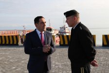 US highly appreciates Azerbaijan's contribution to int'l security (PHOTO) - Gallery Thumbnail