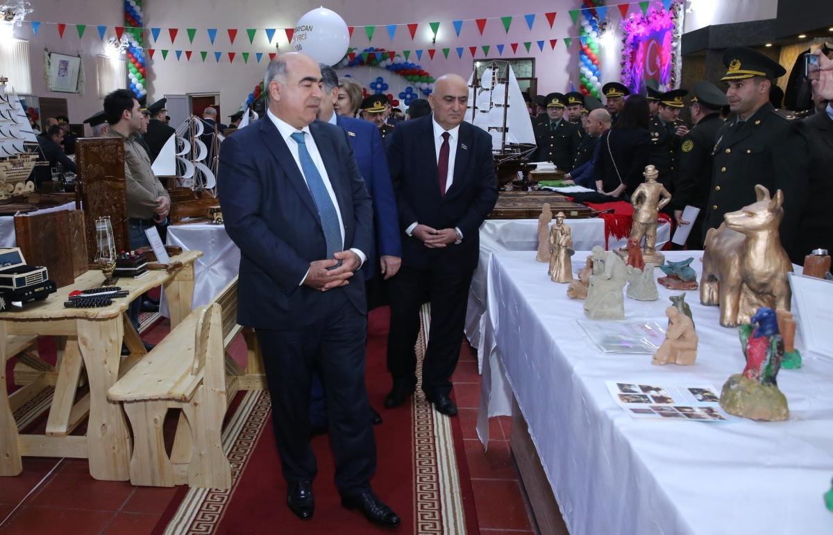 Məhkumların əl işləri (FOTO) - Gallery Image