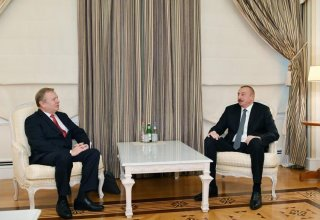 President Aliyev: Azerbaijan buys military equipment from Belarus and this causes psychosis fits in Armenia