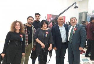 Любовная молния азербайджанских актеров сразит зрителей в Турции (ФОТО)