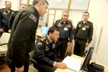 Chief of Azerbaijani General Staff watches war games (PHOTO/VIDEO) - Gallery Thumbnail