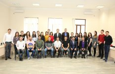 MBA students at BHOS taught by professional managers (PHOTO) - Gallery Thumbnail