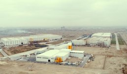 President Aliyev inaugurates construction chemicals plant in Sumgait Chemical Industrial Park (PHOTO) - Gallery Thumbnail