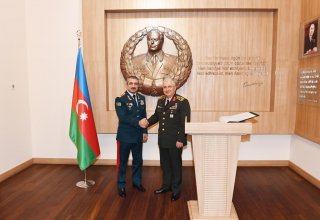 Co-op of Azerbaijan's State Border Service, Turkish Armed Forces discussed (PHOTO)