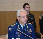 Azerbaijani defense minister meeting chiefs of Turkish, Georgian general staffs (PHOTO) - Gallery Thumbnail