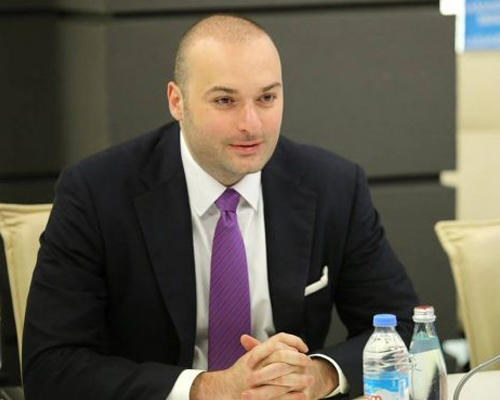 PM Bakhtadze meets with Georgian diaspora in Brussels