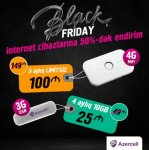 Amazing discounts on Black Friday from Azercell! (PHOTO) - Gallery Thumbnail