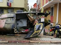 4 dead as chopper falls on residential area in Istanbul (PHOTO/VIDEO) - Gallery Thumbnail