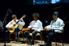 Beynəlxalq Muğam Mərkəzində Qara Qarayevin 100 illiyinə həsr olunmuş konsert keçirilib (FOTO) - Gallery Thumbnail