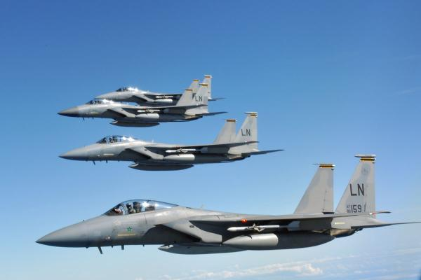 Qatar expects first six F-15 fighter jets delivered by March 2021