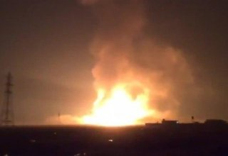 Explosion occurs in military warehouse in Turkey's Hatay