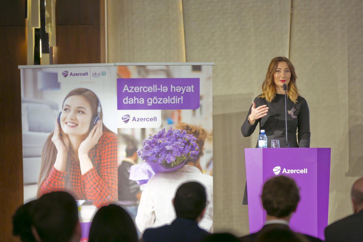 Azercell launches new Audiobook service (PHOTO)