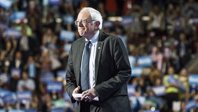 Sanders projected for decisive win in Nevada, Biden on track for second place