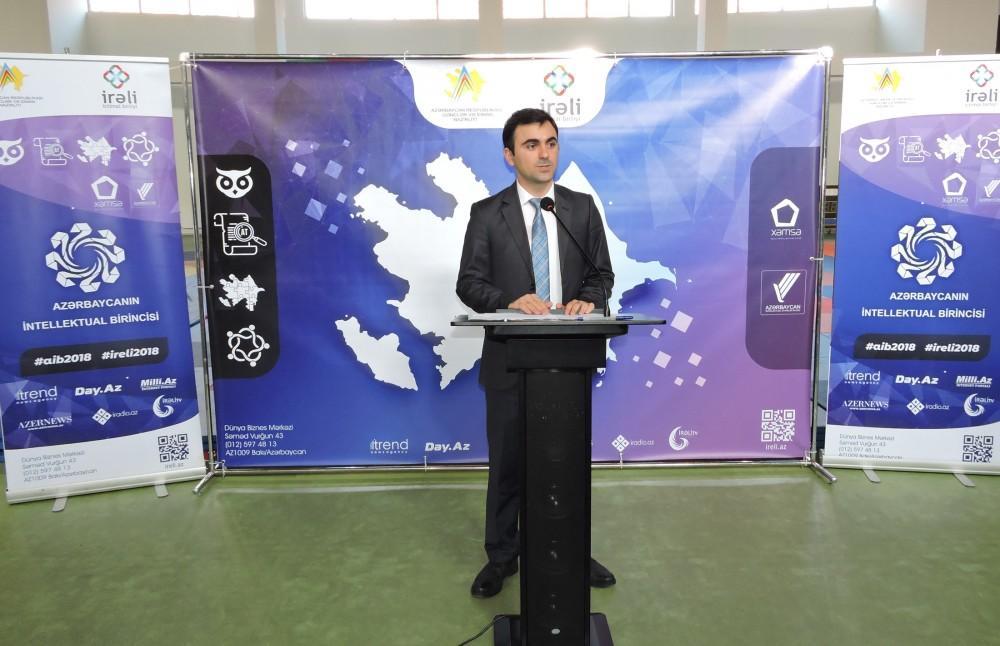 Интеллектуальное первенство Азербайджана  выявило очередных финалистов (ФОТО) - Gallery Image
