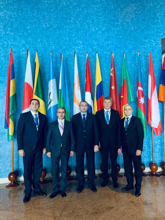 Armenia's attempted provocation suppressed in UNESCO Interparliamentary Committee (PHOTO)