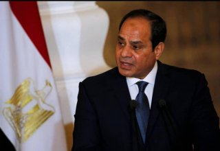 Egyptian President, British PM discuss regional developments