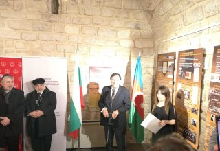 Baku hosts photo exhibition on fate of Jews in Bulgaria in 1940-1944 (PHOTO)